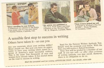 famouswritersschool